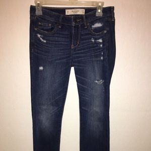 Abercrombie & Fitch size 0 jeans